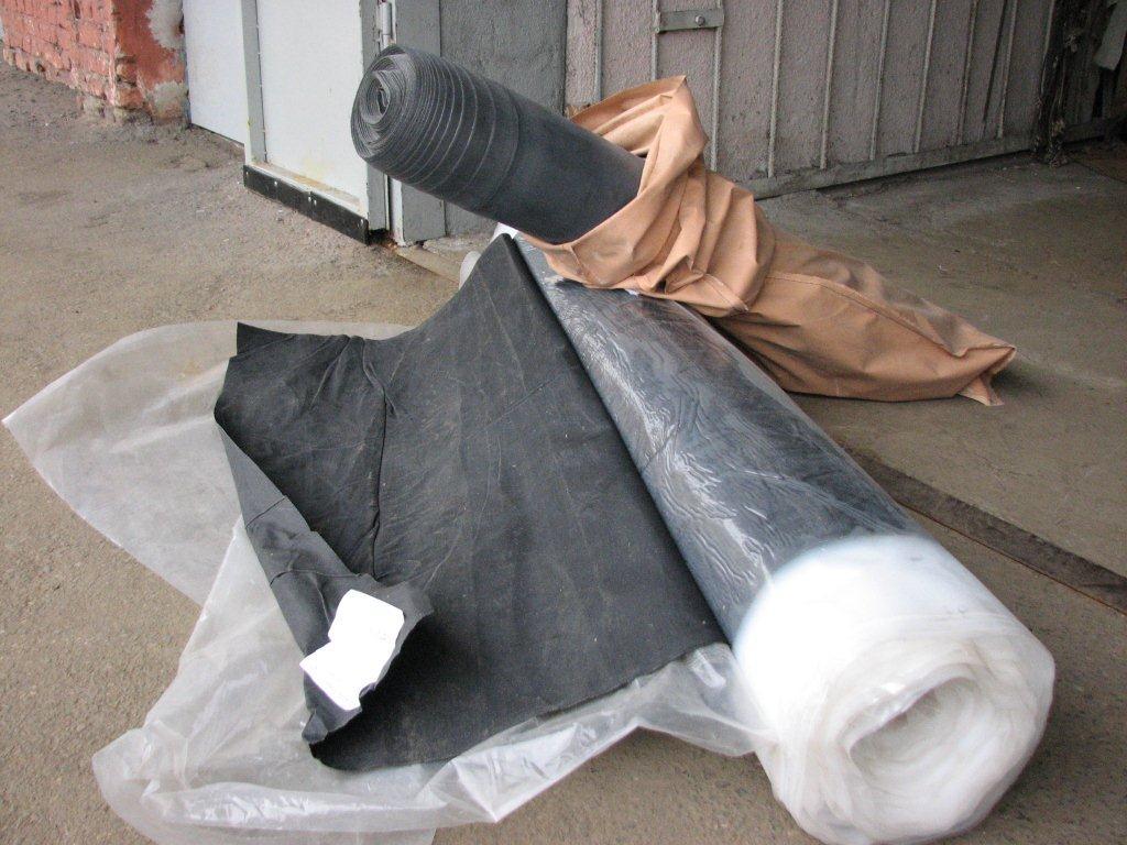 Ткань для лодок ПВХ